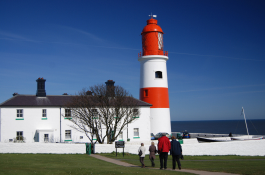 Soutar Lighthouse, South Shields, Tyne and Wear